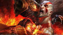 1920x1080 full HD God of war 3 Wallpaper