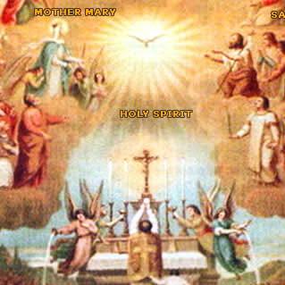 Mạc Khải Thánh Lễ - Lời chứng của chị Catalina