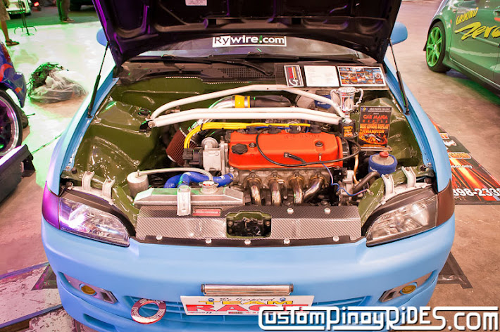 Jovy Oligane Honda Civic EG G Base Auto Custom Pinoy Rides Hot Import Nights pic3