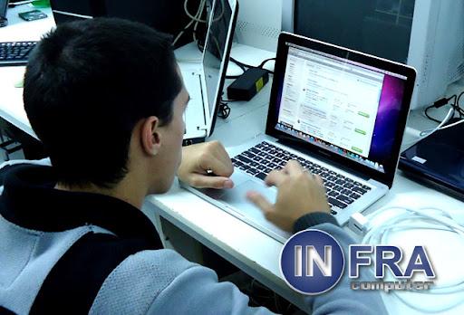 manutenção infra computer