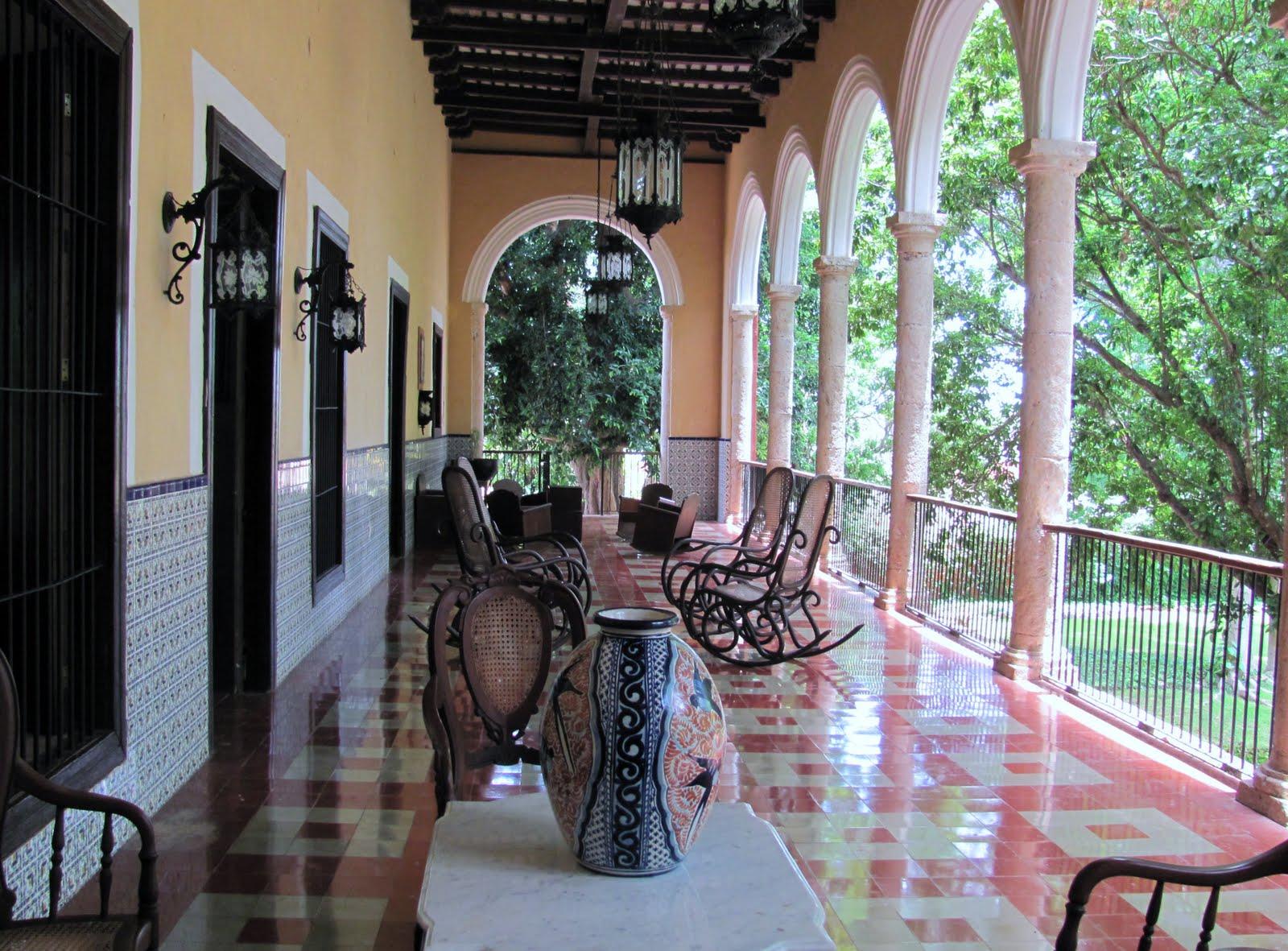 Patio Mexicanos Haciendas: Hacienda de san antonio m  xico ...