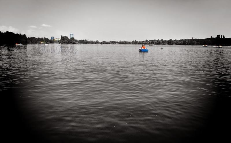 lacul herastrau iunie 2013