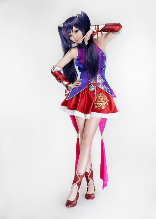 Bộ ảnh cosplay Đấu Phá Thương Khung tuyệt đẹp - Ảnh 8