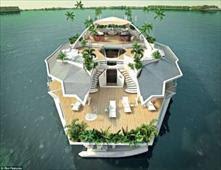 جزيرة عائمة فقط بـ 3 مليون جنيه إسترليني