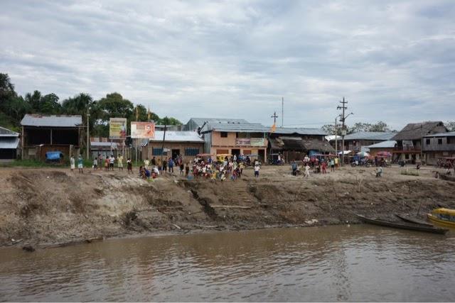 Yurimaguas port