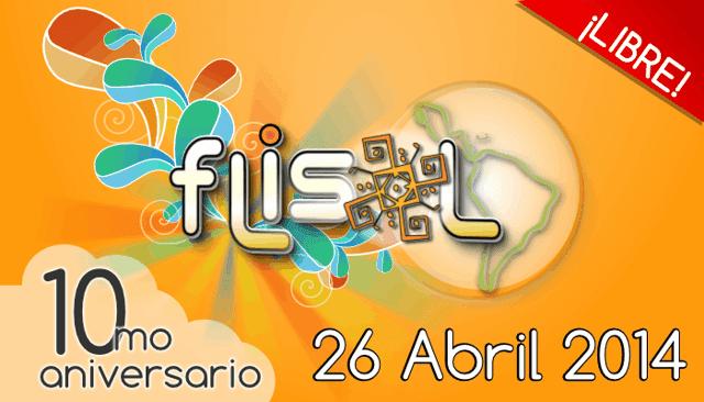 FLISOL cumple 10 años