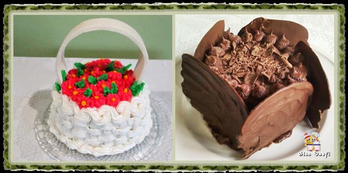 Decorando com chocolate 1
