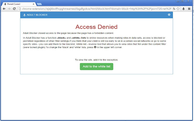 blocker porn site How to Block Internet Web Sites with Free Parental Control Software.