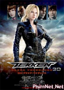 Phim Thiết Quyền - Cuộc Trả Thù Đẫm Máu Full Hd - Tekken: Blood Vengeance - Wallpaper