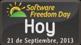 ¡Feliz día de la Libertad de Software!