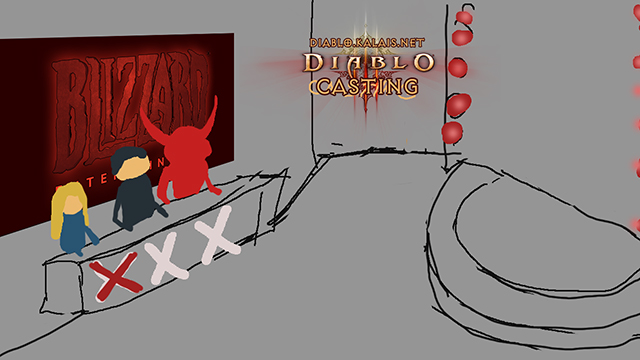 Diablo 3 Casting - Making of