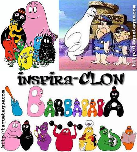 ¿The Shmoo es un inspiraCLÓN de los Barbapapá?