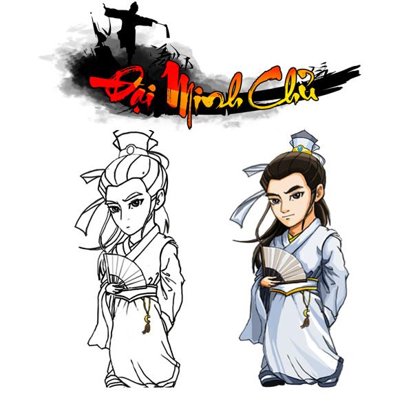 Soha Game phát hành Đại Minh Chủ tại Việt Nam 3