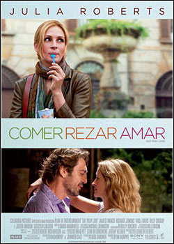 Download Comer Rezar Amar BDRip x264 Dublado