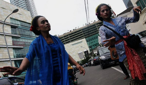 Lengger Banyumasan di Jakarta