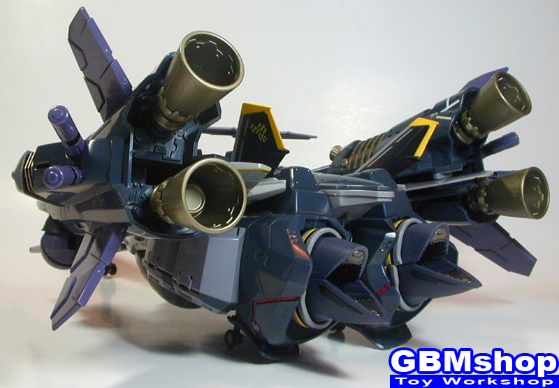 Macross Frontier VF-25S Armored Messiah Fighter Mode