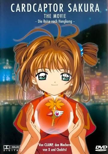Cardcaptor Sakura Movie 1 - Thủ Lĩnh Thẻ Bài Sakura: Sakura Và Chuyến Du Lịch Hongkong | Cardcaptor Sakura: The Movie | Card Captor Sakura | Cardcaptors: The Movie