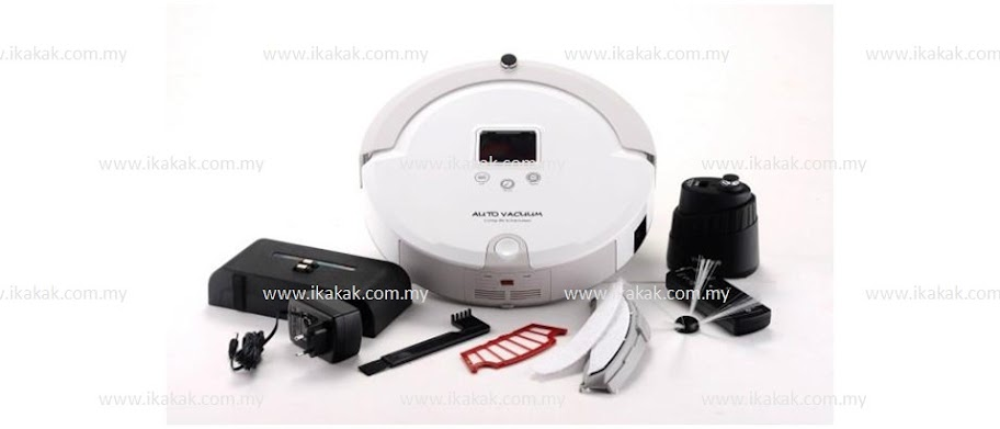 Ikakak Irobot 4 In 1 High Power Smart Robot Vacuum Cleaner