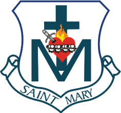 Image result for st mary tulsa crest