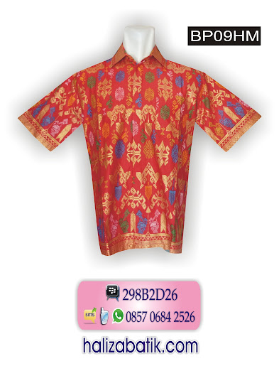 model baju, motif batik pekalongan, belanja online