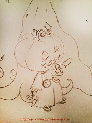 Citrouille Halloween 2014