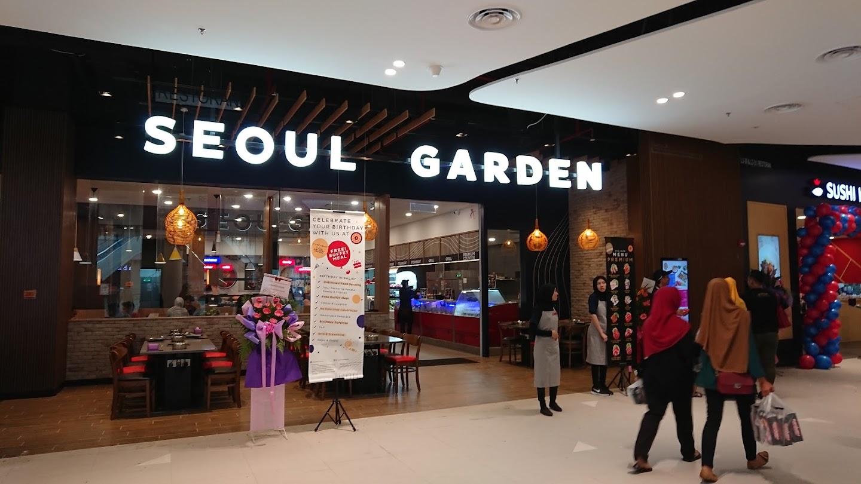 Seoul Garden Central I City Korean Restaurant In I City