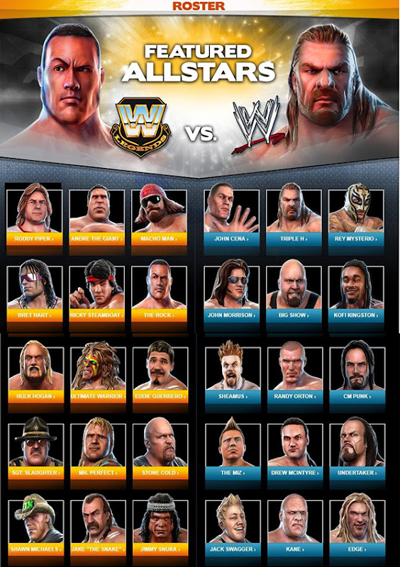WWE All Stars (2011/PS2)