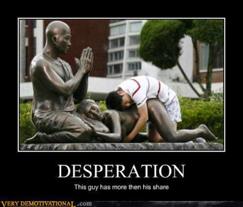 Dater Desperation