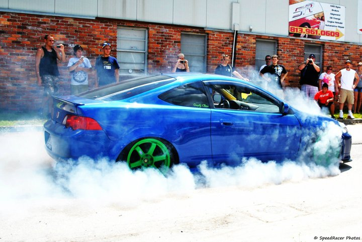 Jokie Tuning Rsx - Tampa Racing