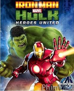 Iron Man & Hulk: Anh Hùng Kết Hợp - Iron Man & Hulk: Heroes United poster
