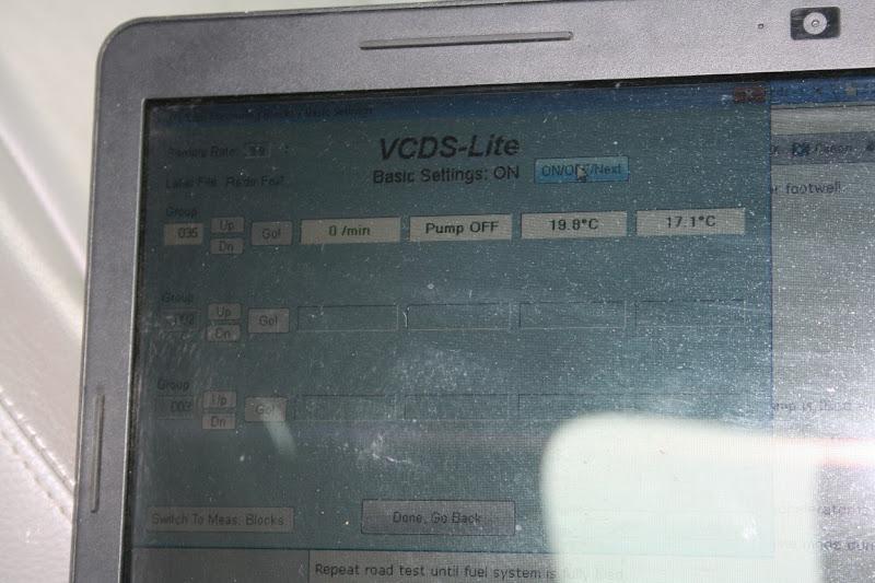 2004 R5 2 5tdi Touareg Limp Mode