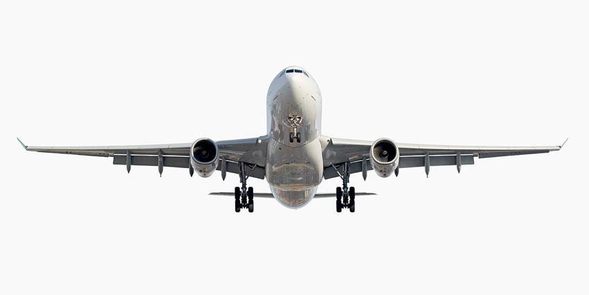 *美國攝影師 Jeffrey Milstein 仰望起降瞬間:捕捉飛機下方腹部攝影作品! 1