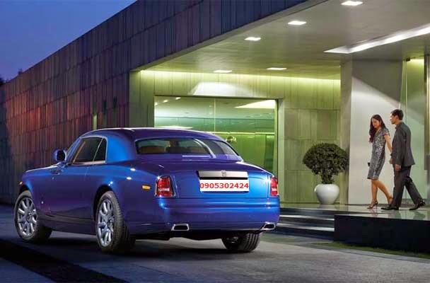 Roll-Royce Phantom Coupé
