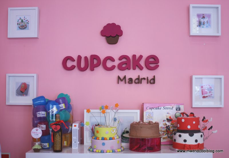 MADRID COOL BLOG cupcake madrid los mejores cupcakes de madrid barrio salamanca happy day cream bakery
