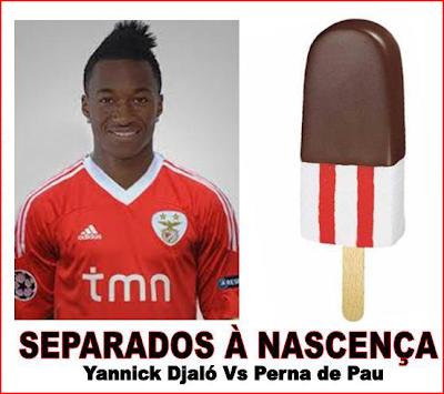 Yannick Djaló vs. Perna de Pau