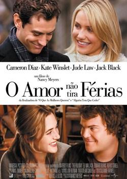 Download Filme O Amor não Tira Férias – DVDRip AVI Dual Áudio