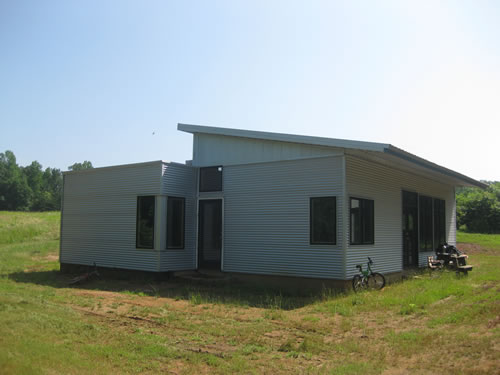 Prefab Passive Solar Green Homes Green Modern Kits