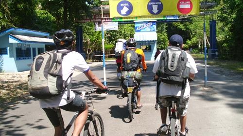 Gowes Jelajah Balekambang 23-24 Juli 2011