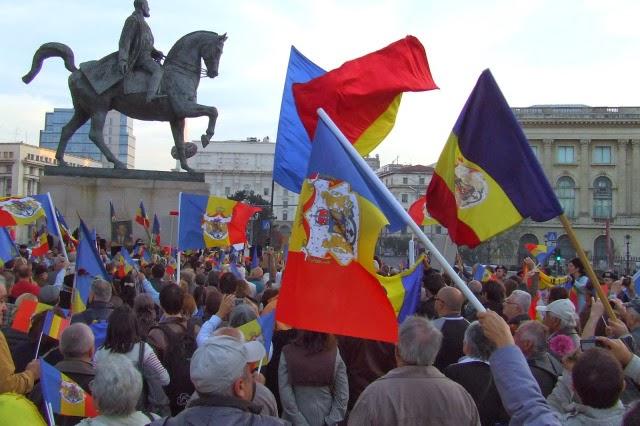 Românii cer Monarhie! Marșul Regal – Monarhia pentru viitor, sâmbătă, 5 aprilie, la Bucureşti, Cluj, Craiova şi Timişoara