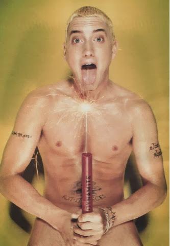 Pics Of Eminem Naked 97