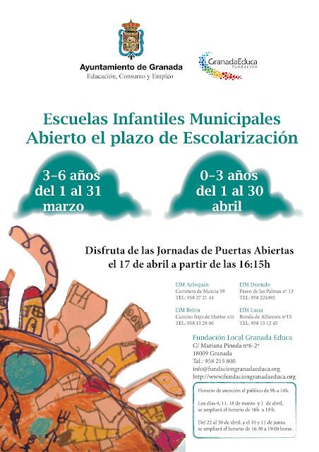Primer Ciclo de Educación Infantil (0-3 años)