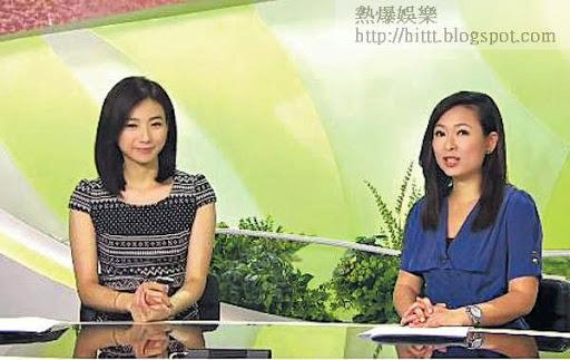 周嘉儀和林小珍去年主持《香港早晨》時還面露笑容,想不到時至今日反目成仇。
