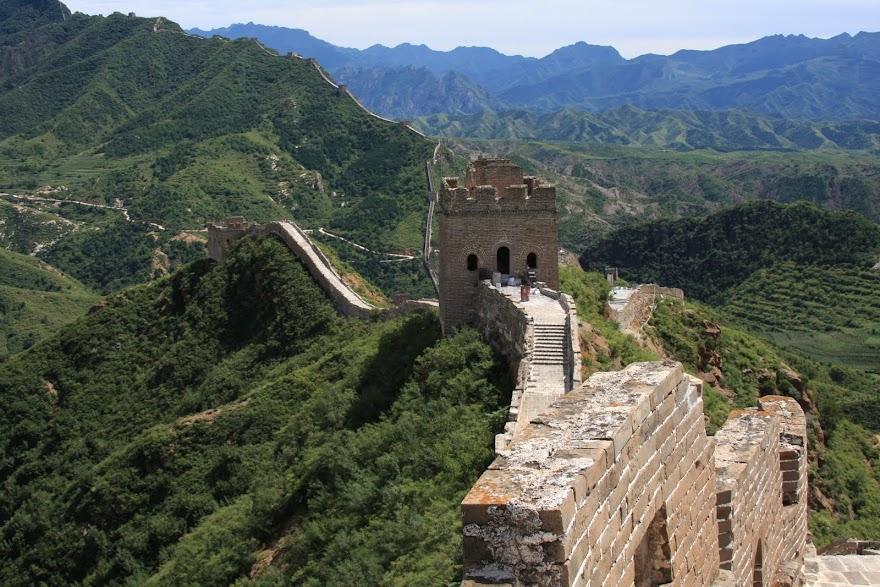 Fazer trekking na MURALHA DA CHINA a partir de Pequim | China