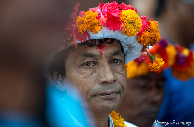 Nepal Sambat celebrations