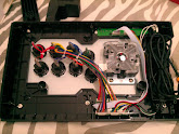 qanba q1 arcade stick inside view