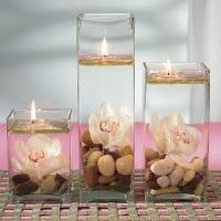 Lilin Boleh Ditempatkan Dengan Menggunakan Pemegang Quality Akan Memberi Sudut Pandang Yang Lebih Romantik Untukseluruh Ruang