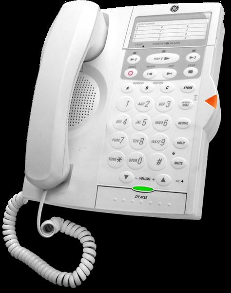 Τηλεφωνητής-Τηλέφωνο GE 2-9972