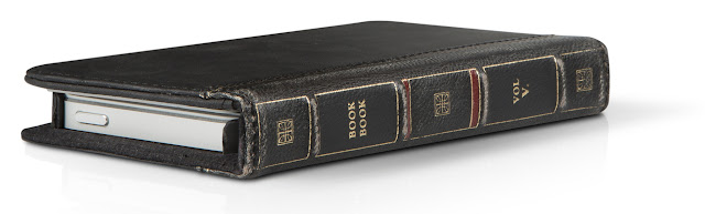 Twelve South BookBook for iPhone5 Black