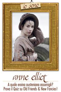 Io sono Anne Elliot!
