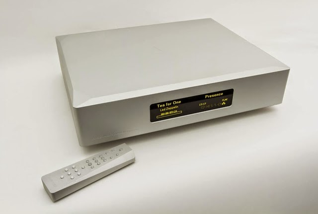 Mono and Stereo High-End Audio Magazine: DIAMOND MUSIC SERVER update